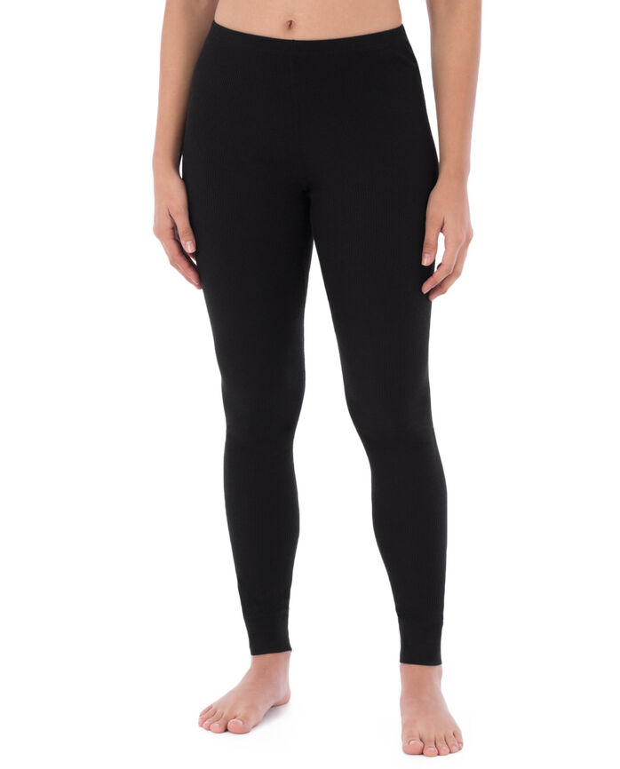 Women's Thermal Crew Bottom, 1 Pack