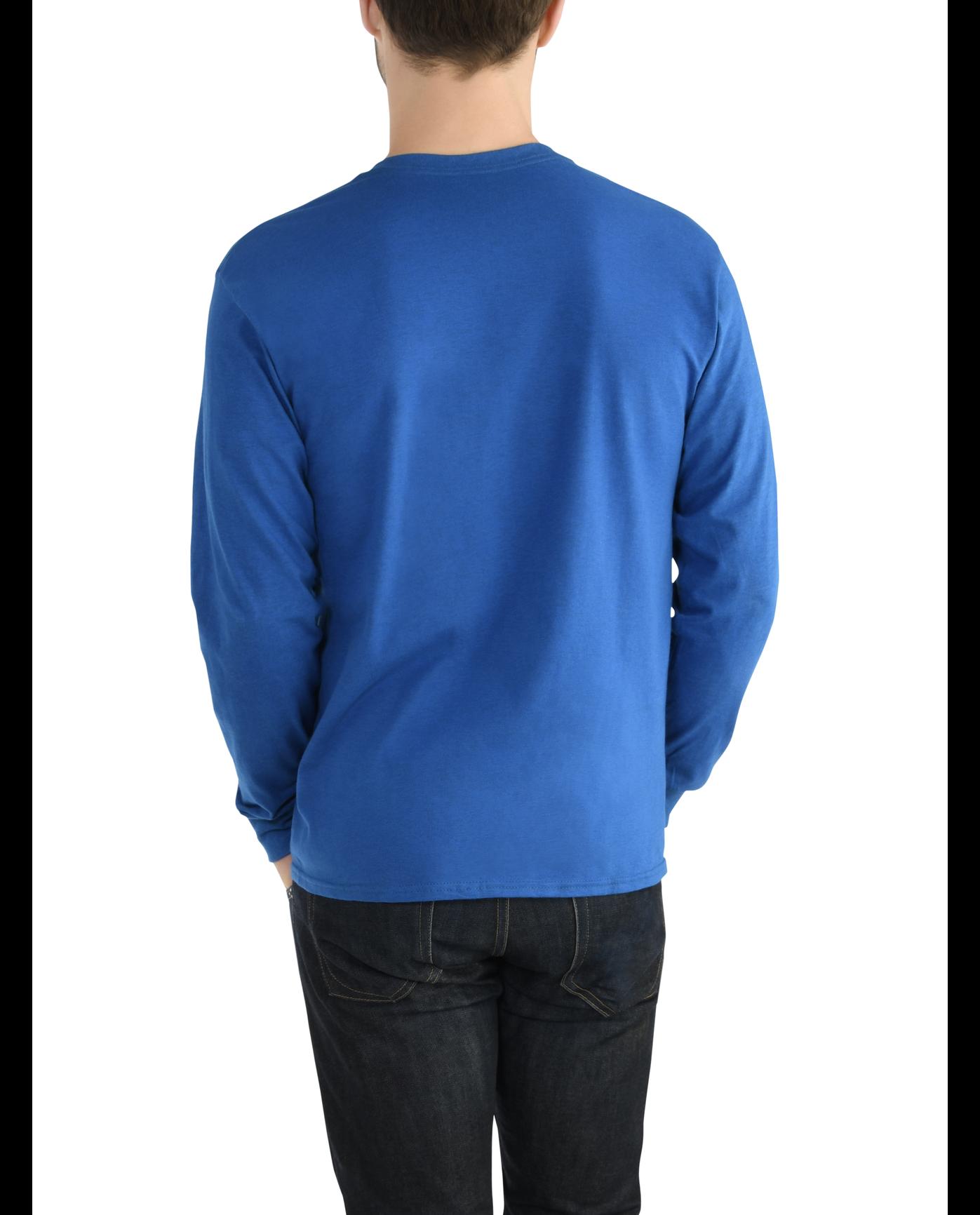 51812010ec Men s EverSoft Long Sleeve T-Shirt - Fruit US