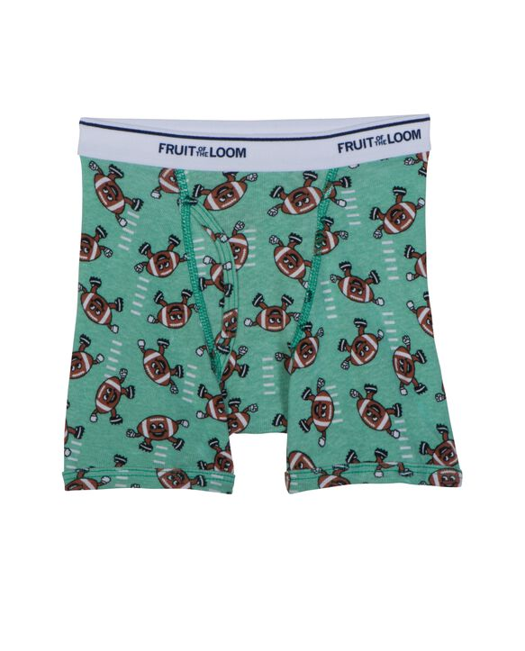Toddler Boys' Boxer Briefs, 5 Pack ASSORTED
