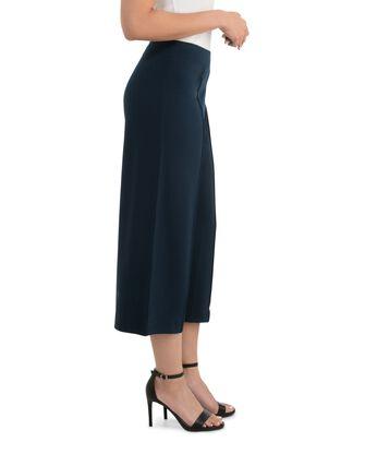 Women's Seek No Further Wide Leg Ponte Cropped Pants