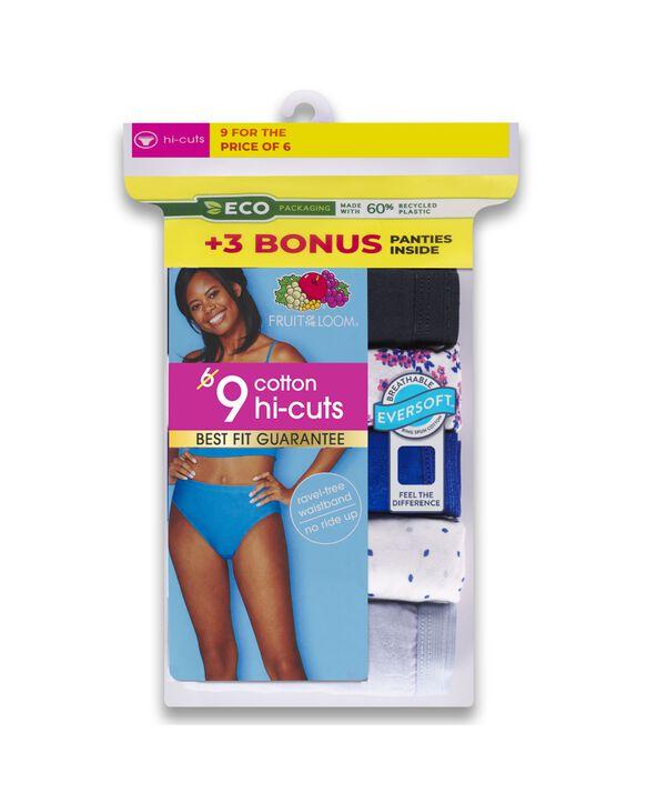 Women's panties hi cut