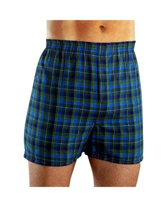 Men's Tartan Boxer, 3 Pack