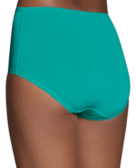 Women's Microfiber Brief, 6 Pack Assorted