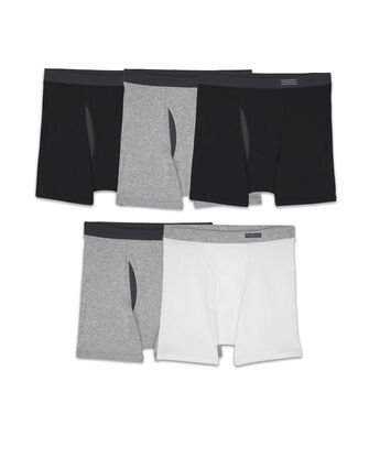 Boys CoolZone Assorted Boxer Brief, 5 Pack