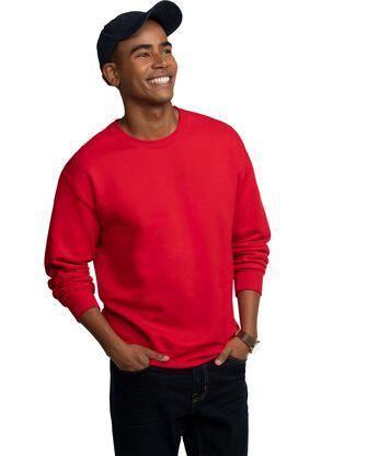 EverSoft Fleece Crew Sweatshirt, 1 Pack