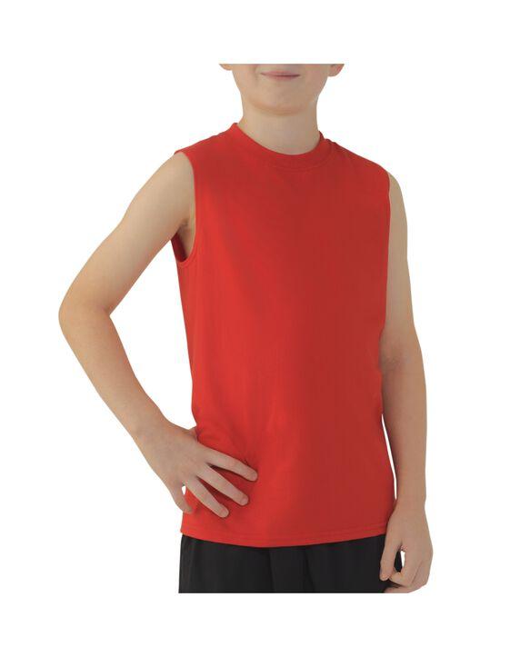 Boys' Sleeveless T-Shirt Macintosh