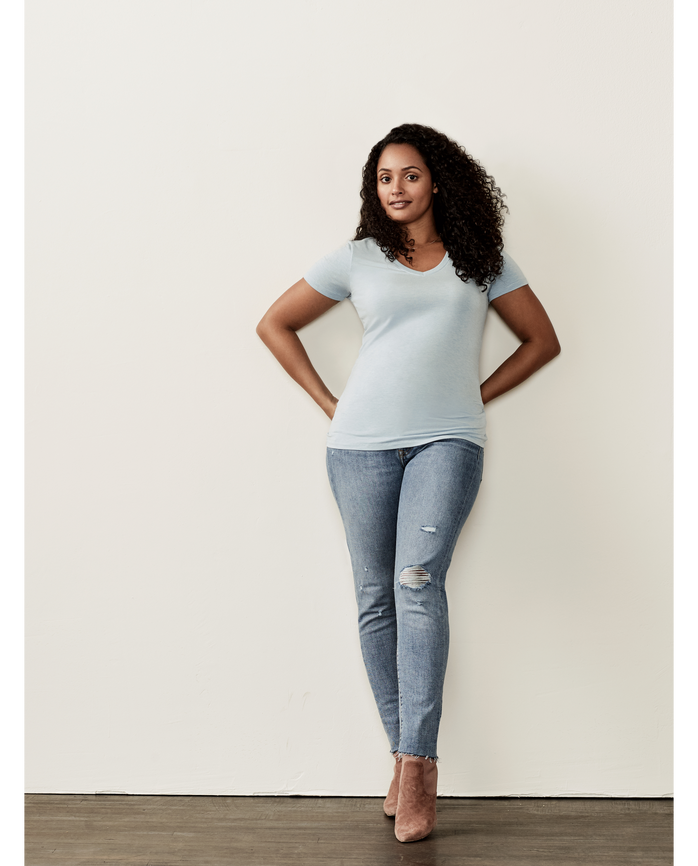 Women's Seek No Further™ Sweetheart V-Neck