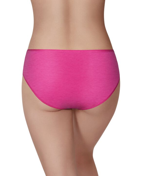 Women's 360 Stretch Comfort Cotton Hipster, 6 Pack ASSORTED