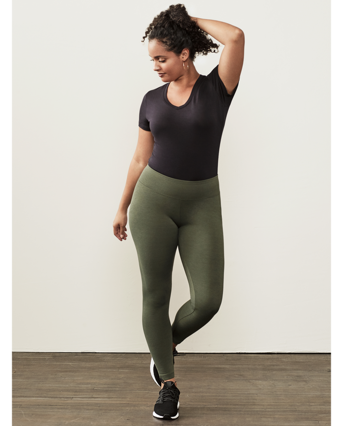 Women's Seek No Further™ Wide Waistband Legging
