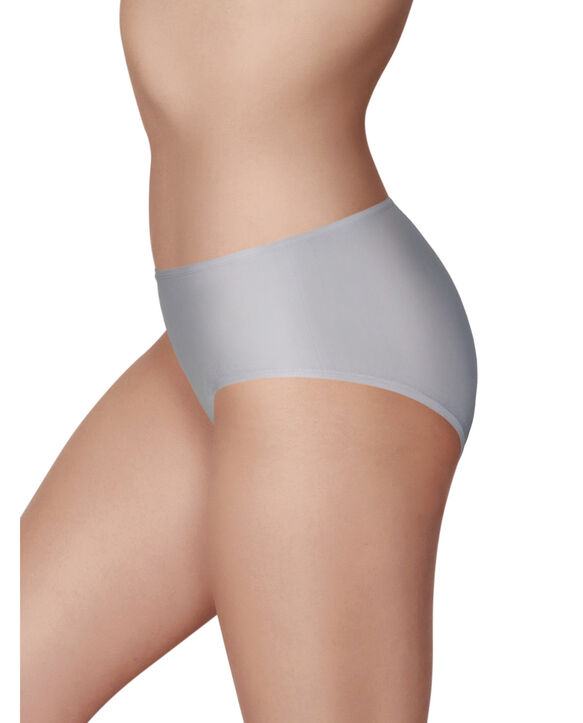 Women's 360 Stretch Microfiber Low- Rise Briefs, 6 Pack ASSORTED