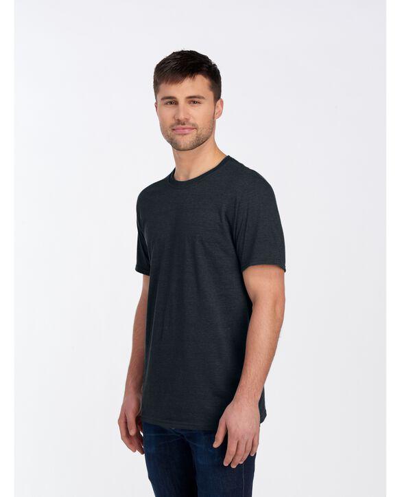 ICONIC Unisex T-Shirt Black Heather