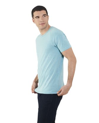 Big Men's Short Sleeve EverLight™ Raglan T-Shirt, 2 Pack