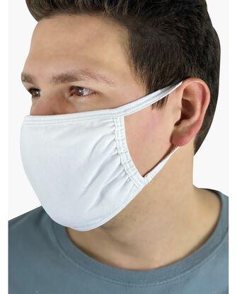Reusable Cotton Face Mask Non-Medical, 5 Pack