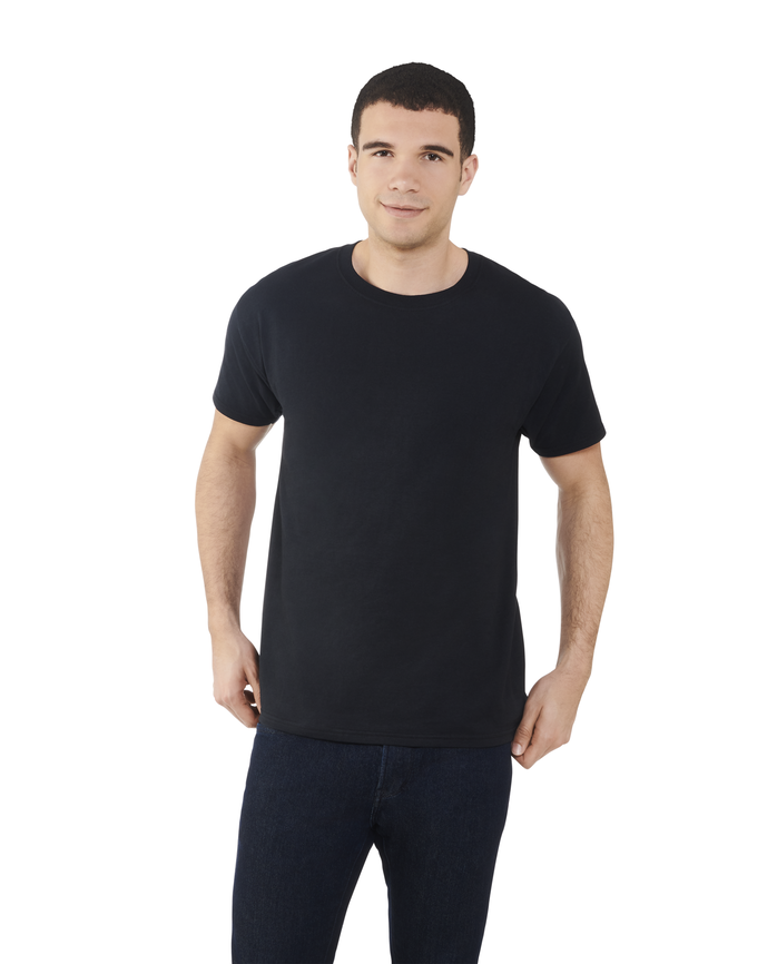 Men's Dual Defense® Crew Neck T-Shirt, 1 Pack, Extended Sizes
