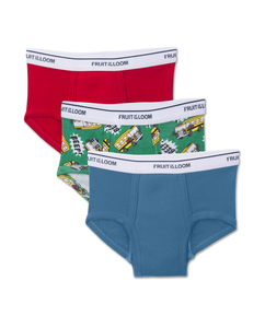 Fruit of the Loom Toddler Training Pant, 3 pack