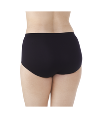 Fit For Me by Fruit of the Loom Women's 4 Pack Seamless Brief Assorted