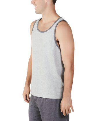 Men's Dual Defense UPF Sleeveless Tank Top