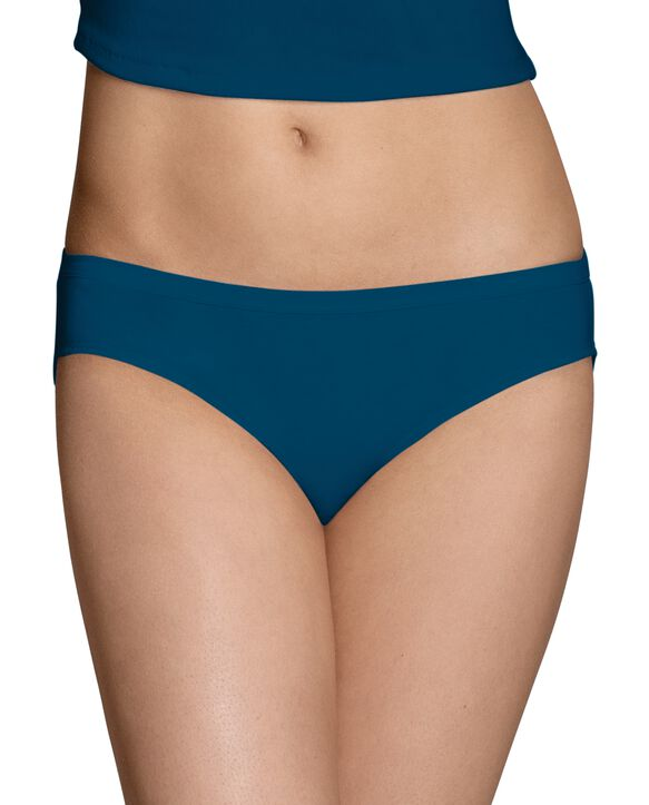Women's Beyondsoft Modal Bikini Underwear, 12 pack ASSORTED