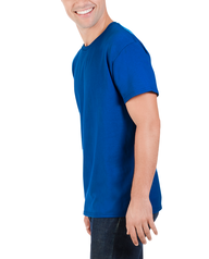 Big Men's Dual Defense® Crew Neck T-Shirt, 1 Pack Blue Shadow