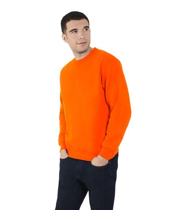 Orange Sweatshirt Test