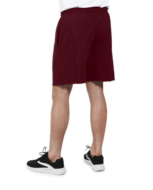 Men's 360 Breathe Jersey Shorts with Pockets Flute Wine