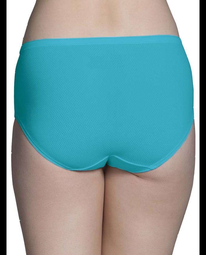 Women's Breathable Micro-Mesh Bikini, 8 Pack ASSORTED