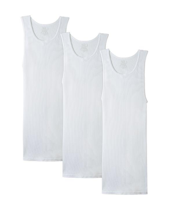 Big Man A-Shirt - White