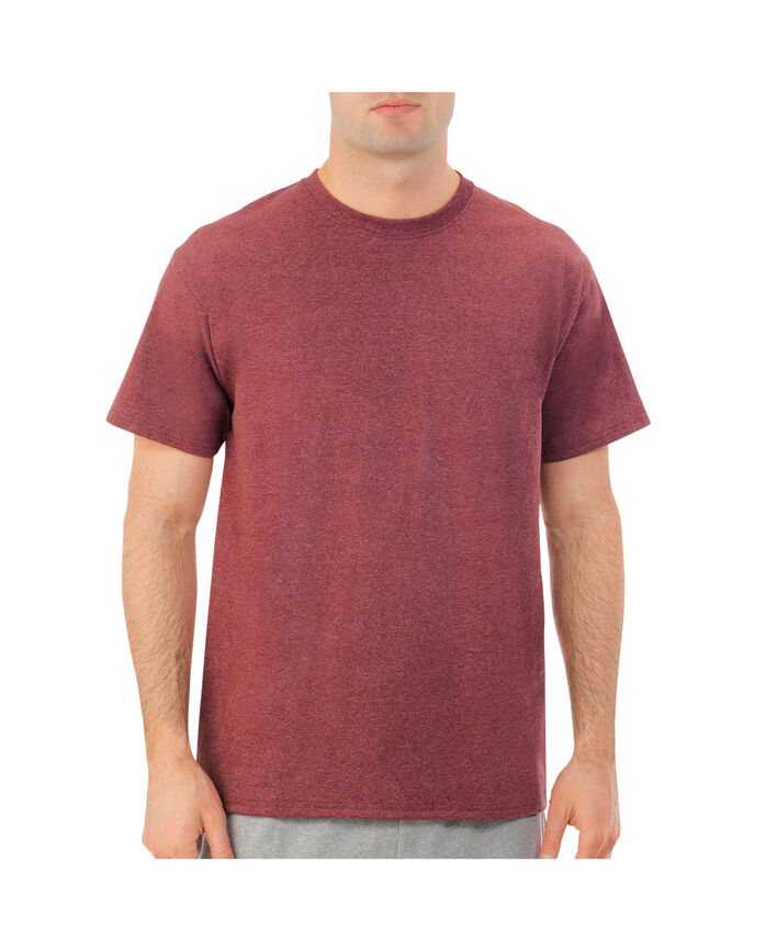 Big Men's EverSoft Crew T-Shirt, Available in Extended Sizes
