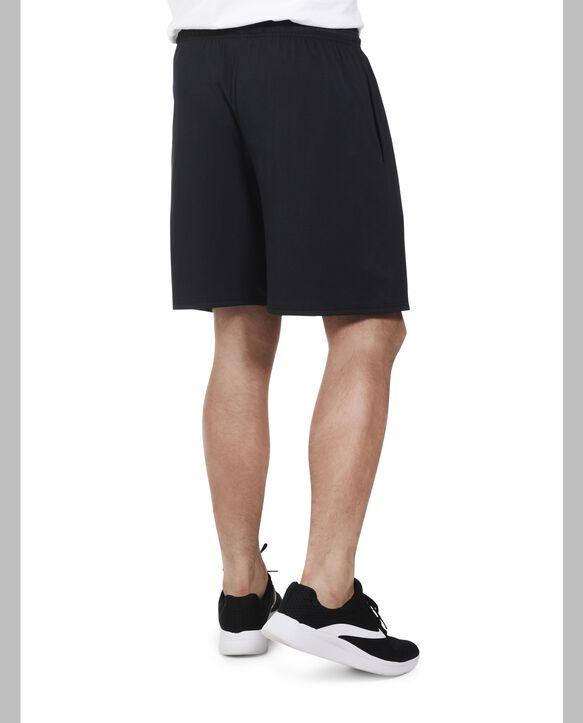 Men's 360 Breathe Jersey Shorts with Pockets black