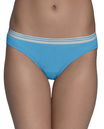 Women's Heather Low Rise Hipster, 6 Pack