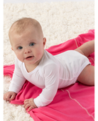 Baby Bodysuit Gift Set, Breathable Long Sleeve Bodysuits, 6 Pack, Newborn Grey Multi