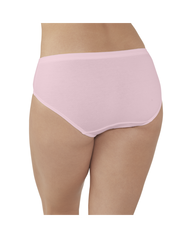 Women's Breathable Cotton-Mesh Hipster, 4 Pack Assorted