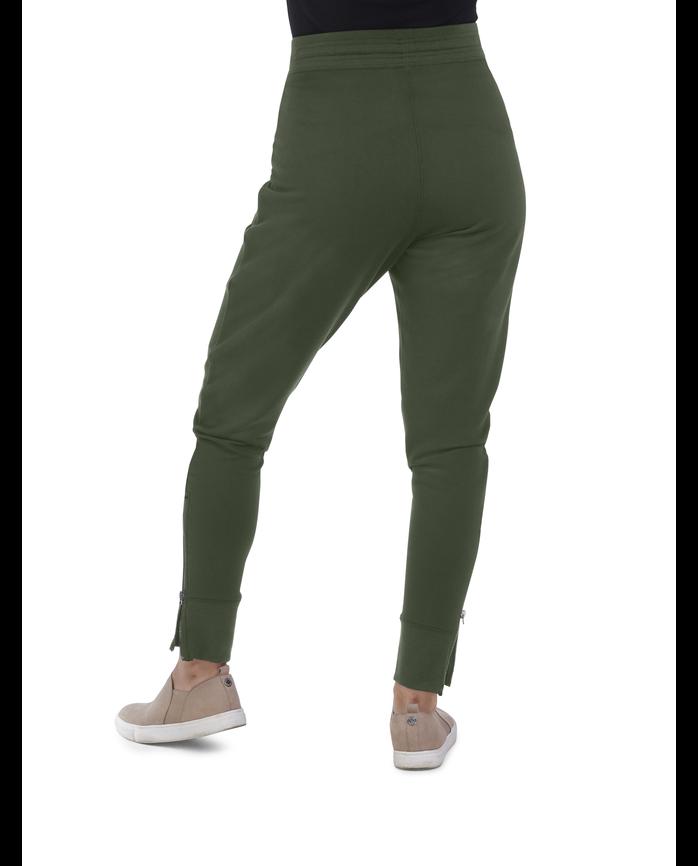 Women's Seek No Further® Joggers, 1 Pack MILITARY GREEN