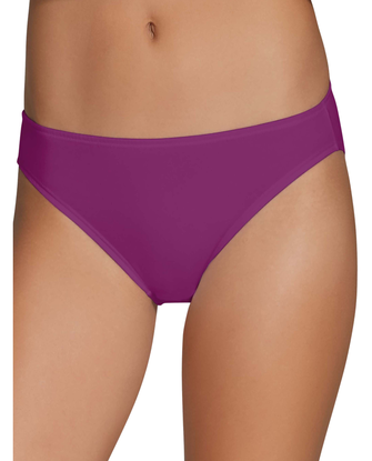 Women's Cotton Stretch Bikini Panty, 6 Pack