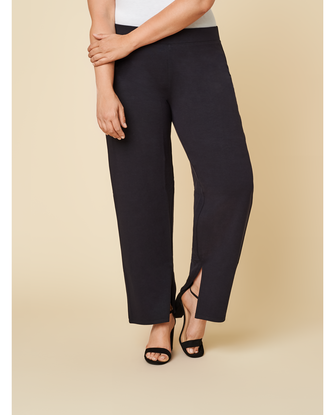 Women's Seek No Further Plus Size Trouser Dress Pants