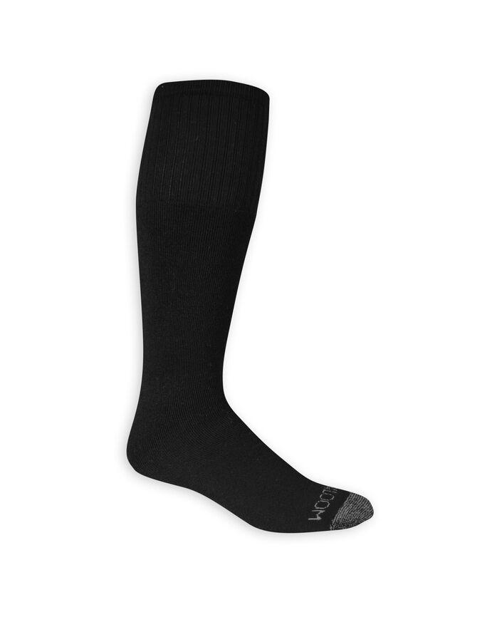 Men's Dual Defense Tube Socks, 12 Pack, Size 6-12