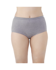 Fit for Me by Fruit of the Loom Women's Beyondsoft Briefs, 5 Pack Assorted
