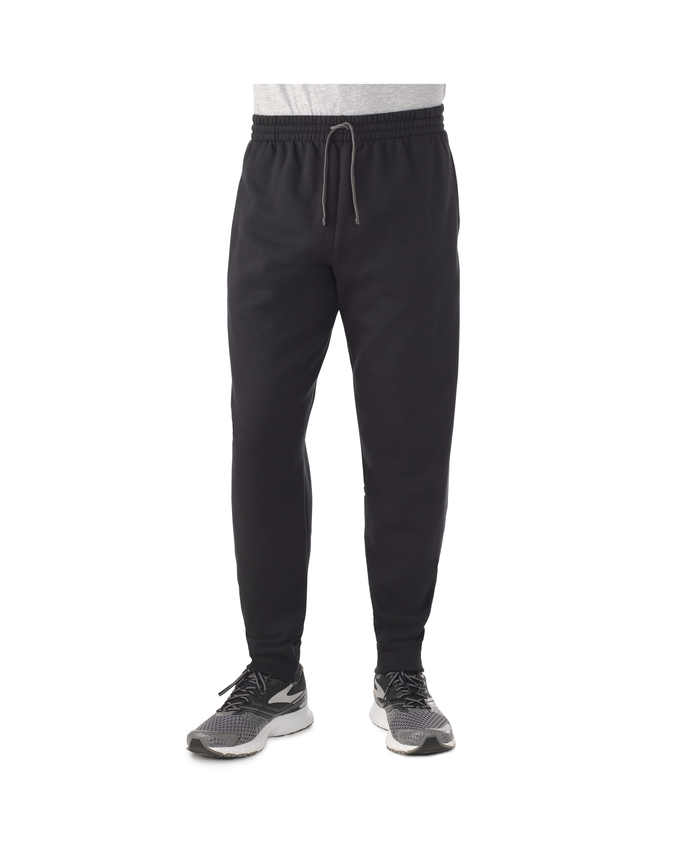 Men's Dual Defense EverSoft Jogger Sweatpants, 1 Pack, 2XL