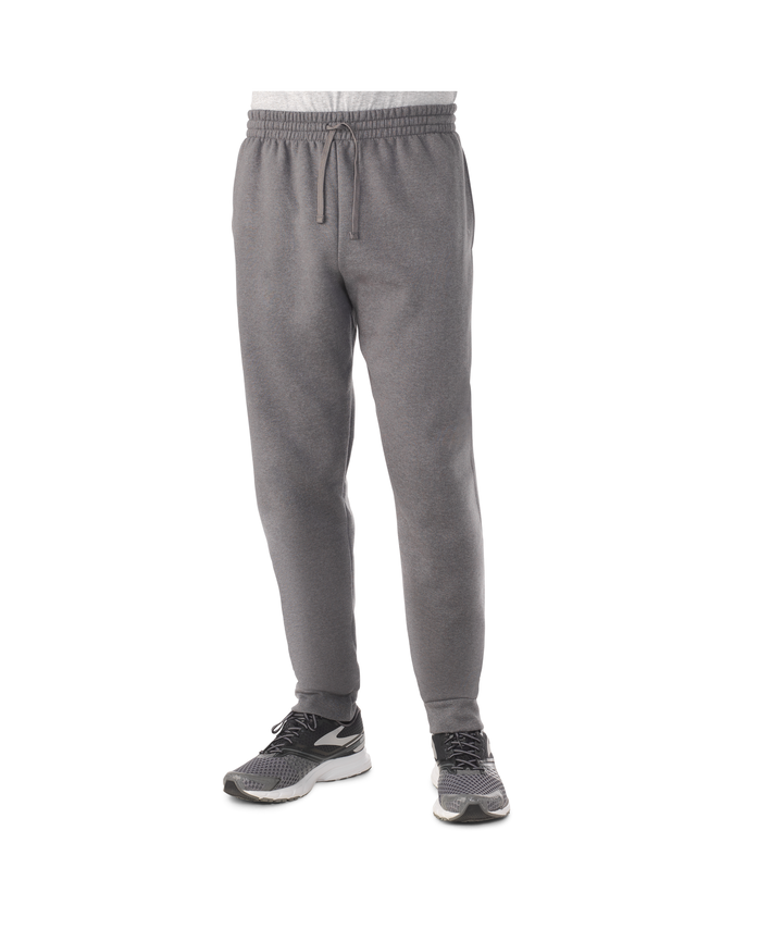 Men's EverSoft®  Jogger Sweatpants, 1 Pack Charcoal Heather
