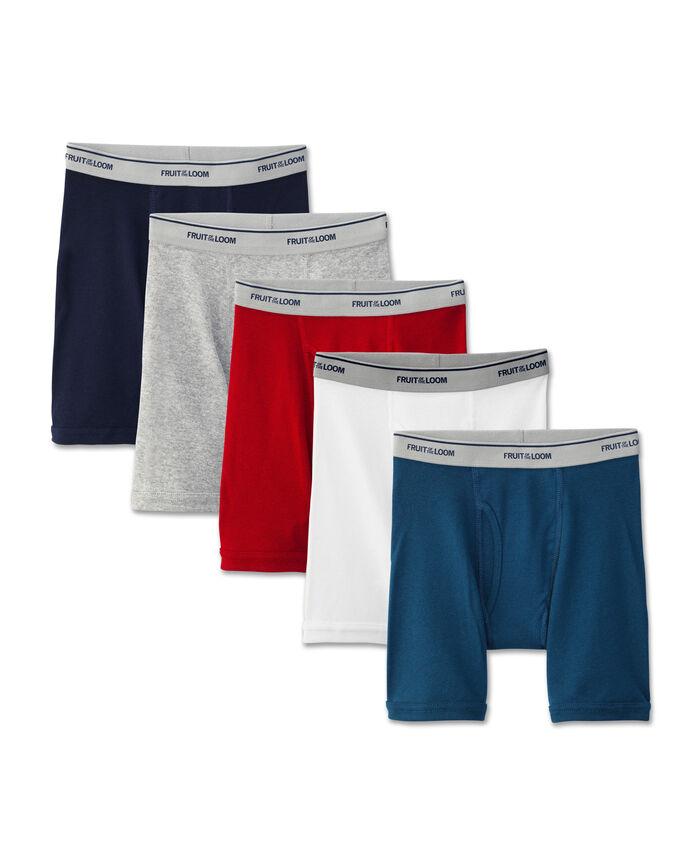 boys underwear underwear for boys fruit of the loom