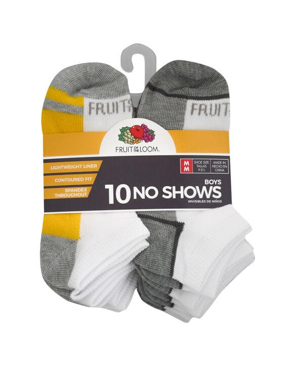 Boys' No Show Socks