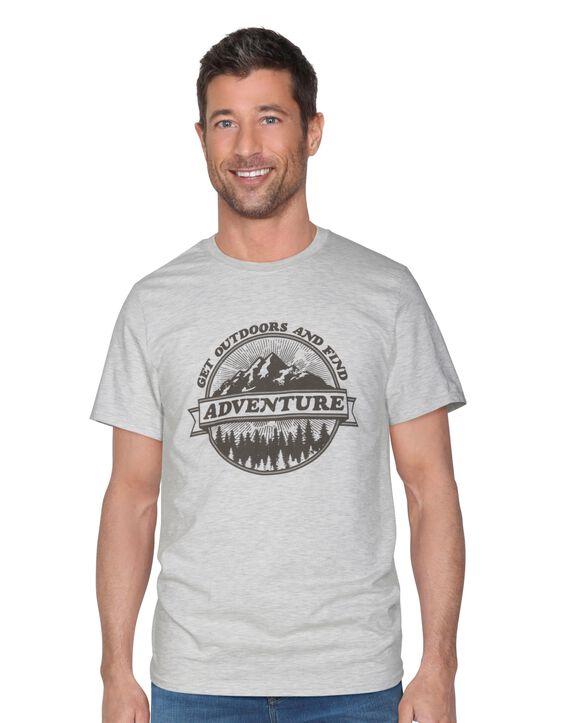 Retro Get Outdoors Art of Fruit T-shirt Get Outdoors