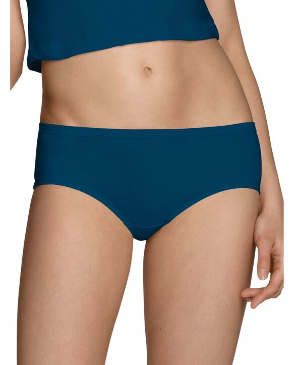 Women's Beyondsoft Modal Hipster Underwear, 12 pack ASSORTED