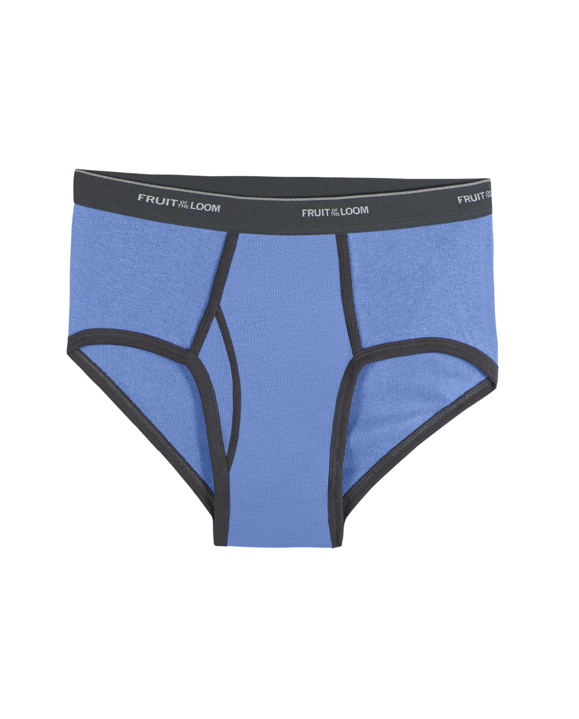 Colored mens fruity loom bikini underwear