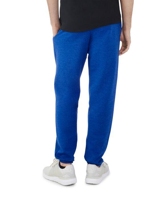 Men's EverSoft Fleece Elastic Bottom Sweatpants, 1 Pack Royal Heather