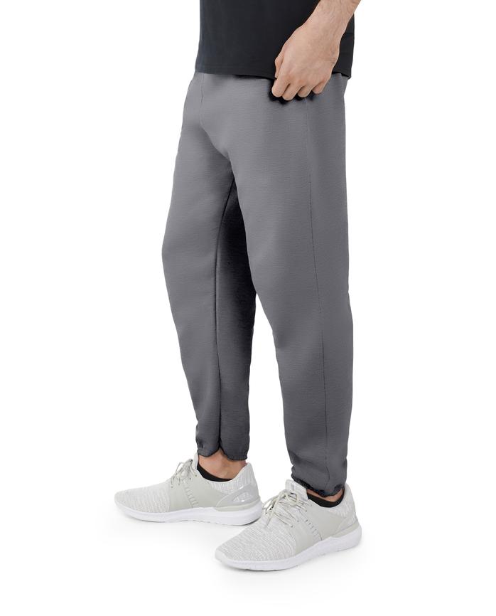 Men's EverSoft Fleece Elastic Bottom Sweatpants Charcoal Heather