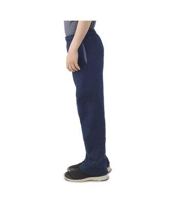 Boys' Fleece Open Bottom Sweatpants, 1 Pack