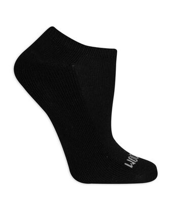 Women's Everyday Soft Cushioned No Show Socks 10 Pair