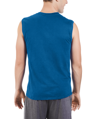 Big Men's Dual Defense® UPF Muscle Shirt