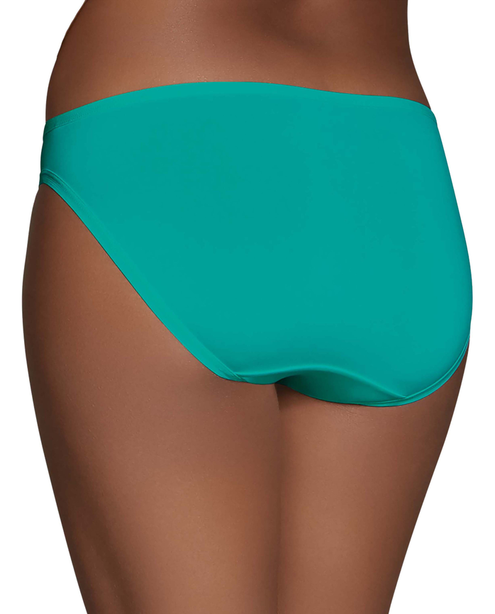 Women's Microfiber Bikini, 6 Pack Assorted